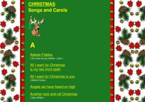 「All I Want For ChrIstmas is you」 ギター楽 …